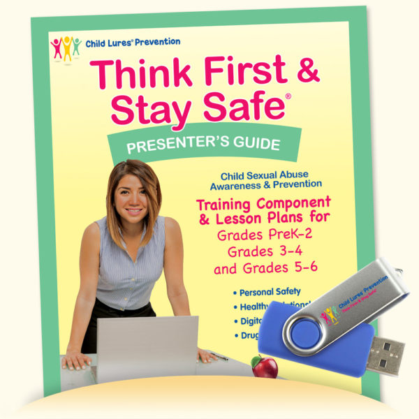 Presenter's Guide: Think First & Stay Safe School Program